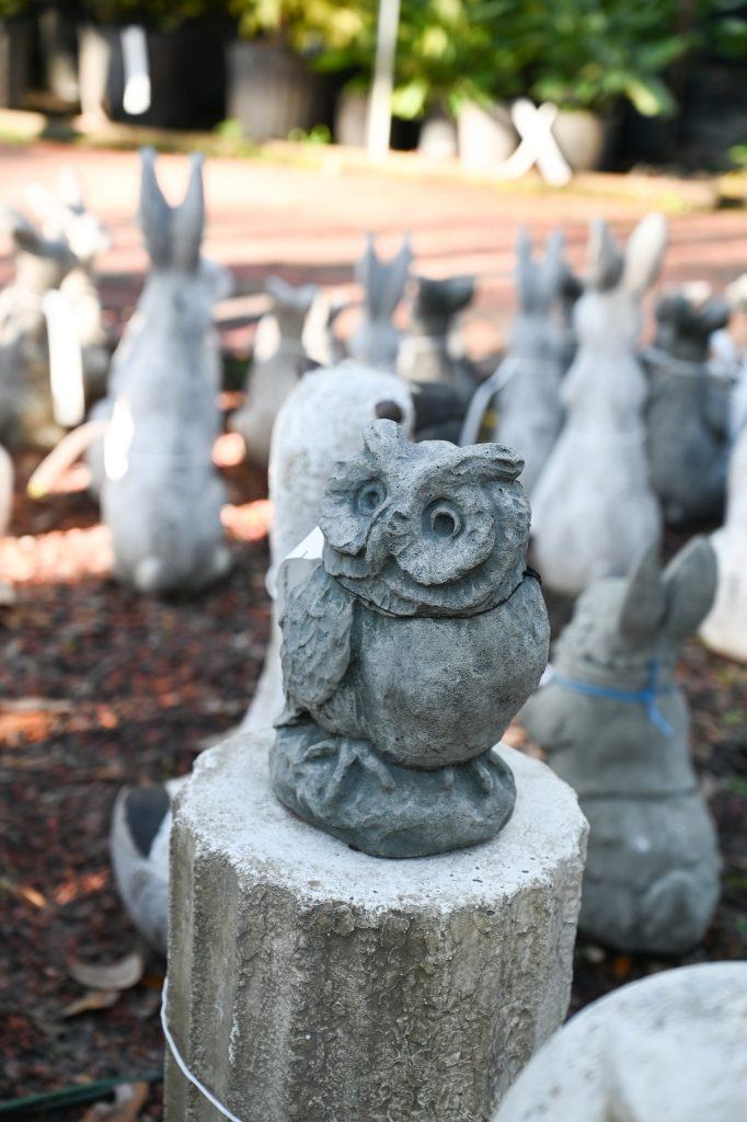 Owl Statuary
